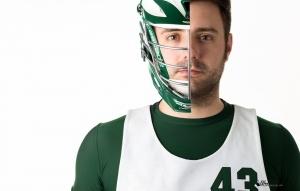 Players Portrait Lacrosse